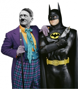 Batman-and-Hitler